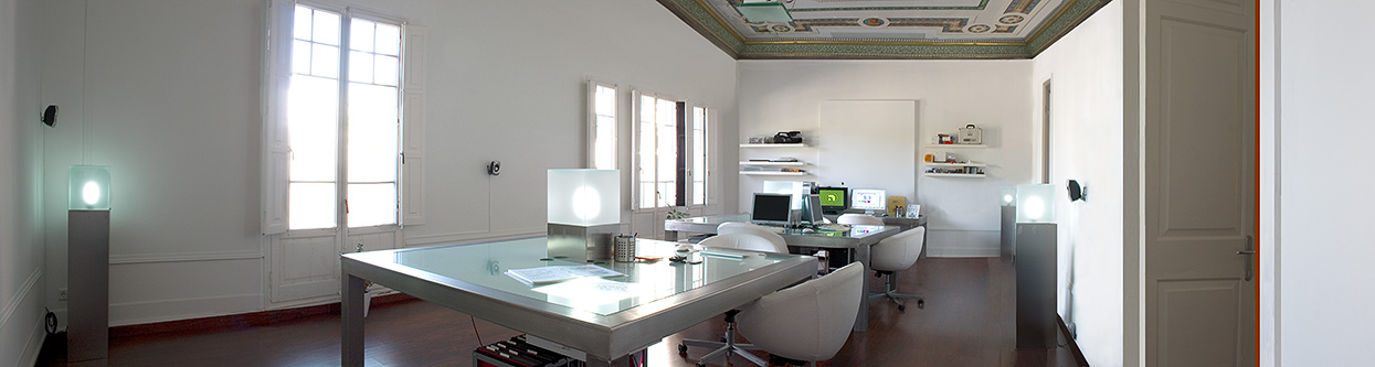 The Aflua Offices in Menorca